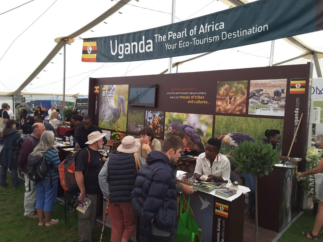 Uganda wins second best Stand at Bird fair exhibition