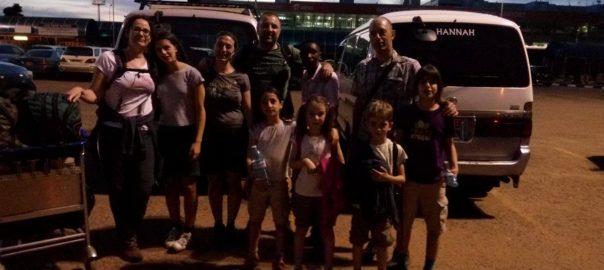 group safaris in Uganda
